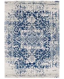 Harput HAP-1021 Dark Blue 10' x 14' Area Rug