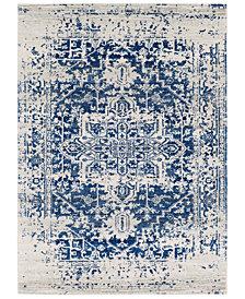 "Surya Harput HAP-1021 Dark Blue 9'3"" x 12'6"" Area Rug"