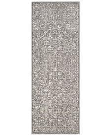 "Surya Harput HAP-1029 Gray 2'7"" x 7'3"" Area Rug"