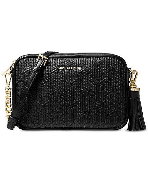 e38b104280e7 Michael Kors Quilted Detail Camera Bag   Reviews - Handbags ...