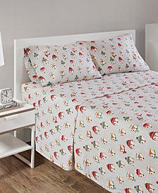 Intelligent Design Cozy Soft Twin XL Cotton Novelty Print Flannel Sheet Set