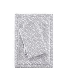 True North by Sleep Philosophy Cozy Flannel Full Sheet Set
