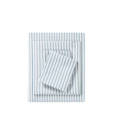 Madison Park Essentials Chambray Twin Sheet Set