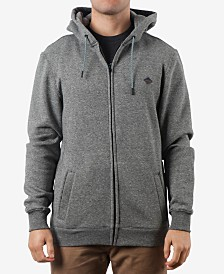 Rip Curl Men's Destination Regular-Fit Full-Zip Fleece Hoodie