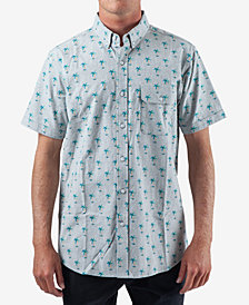 Rip Curl Men's Palm Point Regular-Fit Printed Shirt