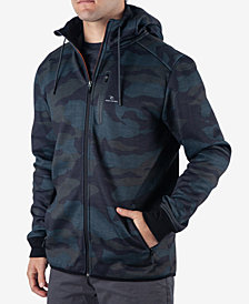Rip Curl Men's Departed Anti Series DWR Hooded Jacket