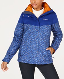 Columbia Loon Ledge™ Interchange Hooded Coat