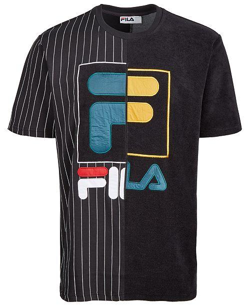 Fila Men's Aiden Logo T-Shirt