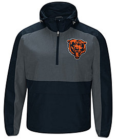 G-III Sports Men's Chicago Bears Leadoff Lightweight Jacket