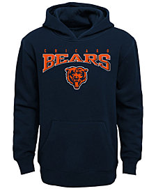 Outerstuff Chicago Bears Fleece Hoodie, Big Boys (8-20)
