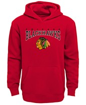 Outerstuff Chicago Blackhawks Fleece Hoodie 589070217