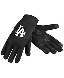 Forever Collectibles Los Angeles Dodgers Neoprene Texting Gloves