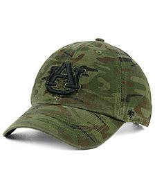 '47 Brand Auburn Tigers Regiment CLEAN UP Strapback Cap