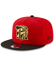 New Era Toronto Raptors Light City Combo 9FIFTY Snapback Cap