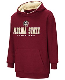 Florida State Seminoles Pullover Hooded Sweatshirt, Big Boys (8-20)