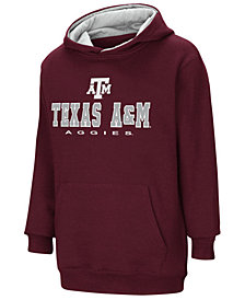 Colosseum Texas A&M Aggies Pullover Hooded Sweatshirt, Big Boys (8-20)