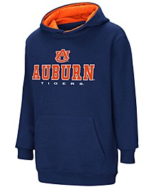 Auburn Tigers Pullover Hooded Sweatshirt, Big Boys (8-20)