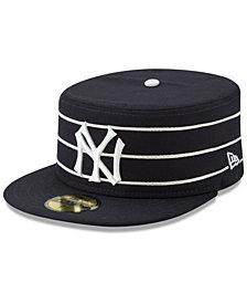 New Era New York Yankees Pillbox 59FIFTY-FITTED Cap