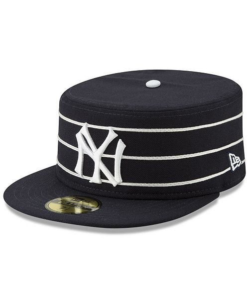 5341549e589 New Era New York Yankees Pillbox 59FIFTY-FITTED Cap   Reviews ...
