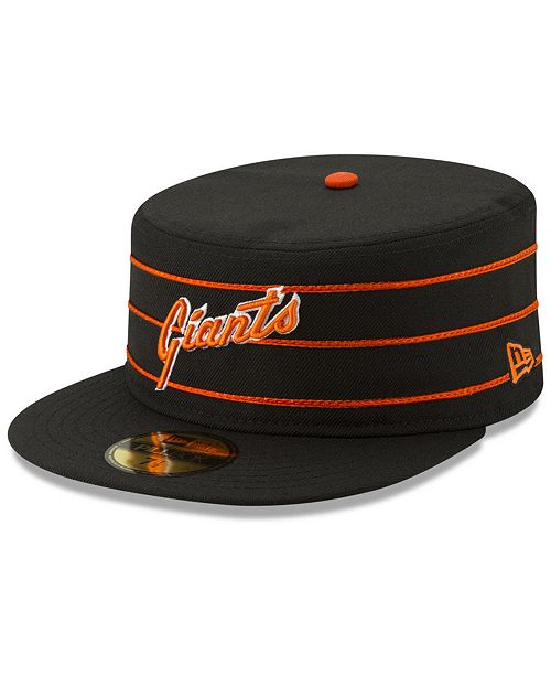 af72992dc1497 ... New Era San Francisco Giants Pillbox 59FIFTY-FITTED Cap ...