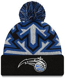 New Era Orlando Magic Glowflake Cuff Knit Hat
