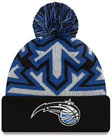 New Era Orlando Magic Glowflake Cuff Knit Hat