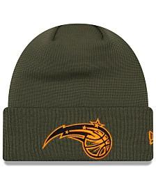 bd557d2ab2d New Era Orlando Magic Tip Pop Cuffed Knit Hat