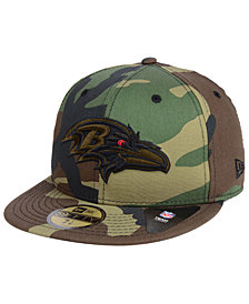 New Era Baltimore Ravens Woodland Prism Pack 59FIFTY-FITTED Cap