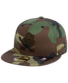 New Era Cleveland Browns Woodland Prism Pack 59FIFTY-FITTED Cap