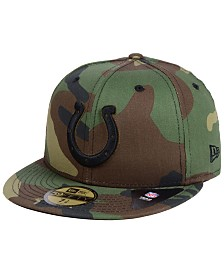 New Era Indianapolis Colts Woodland Prism Pack 59FIFTY-FITTED Cap