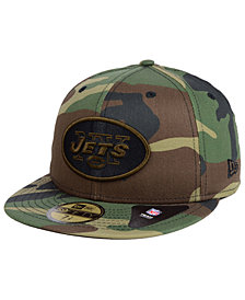 New Era New York Jets Woodland Prism Pack 59FIFTY-FITTED Cap