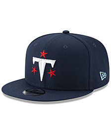 New Era Boys' Tennessee Titans Logo Elements Collection 9FIFTY Snapback Cap