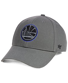 Golden State Warriors Charcoal Pop MVP Cap