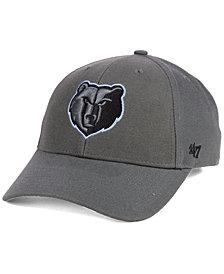 '47 Brand Memphis Grizzlies Charcoal Pop MVP Cap