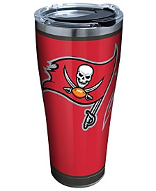 Tampa Bay Buccaneers 30oz Rush Stainless Steel Tumbler