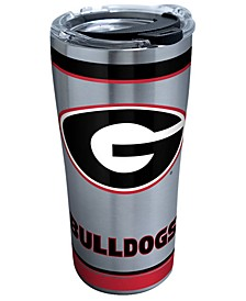 Georgia Bulldogs 20oz Tradition Stainless Steel Tumbler