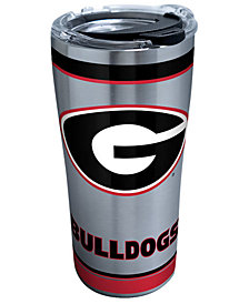 Tervis Tumbler Georgia Bulldogs 20oz Tradition Stainless Steel Tumbler