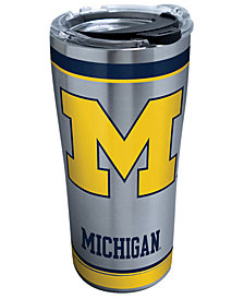 Tervis Tumbler Michigan Wolverines 20oz Tradition Stainless Steel Tumbler