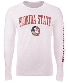 Colosseum Men's Florida State Seminoles Midsize Slogan Long Sleeve T-Shirt