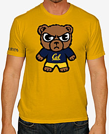 Retro Brand Men's California Golden Bears Tokyodachi T-Shirt