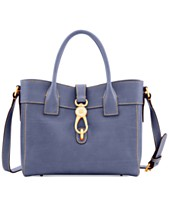 ae3371ec7 Dooney & Bourke Florentine Amelie Small Leather Tote