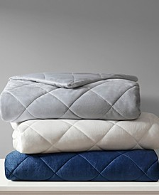 Luxury Quilted Mink Weighted Blanket Collection