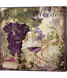 Wine Country IV by Color Bakery Canvas Art