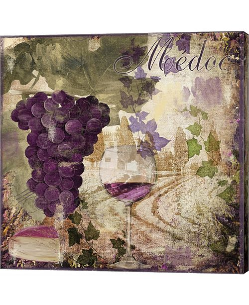 Metaverse Wine Country IV by Color Bakery Canvas Art