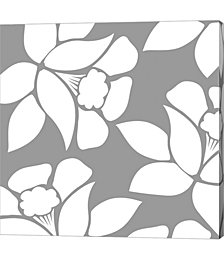 Calyx Floral by Color Bakery Canvas Art