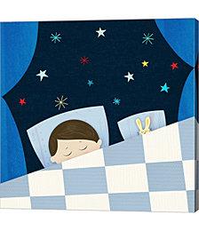 Sweet Dream Boy by Carla Martell Canvas Art