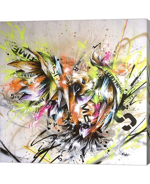 Metaverse Sprout by Taka Sudo Canvas Art