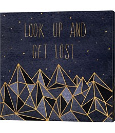 Written in The Stars II by Laura Marshall Canvas Art
