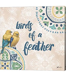 Fly Away V by Janelle Penner Canvas Art