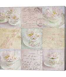 Vintage Tea by Symposium Design Canvas Art